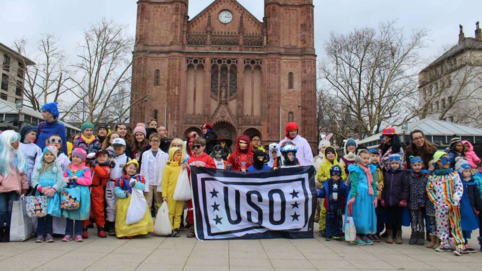 Bb Wiesbaden wiesbaden s kinderfasching parade uso wiesbaden